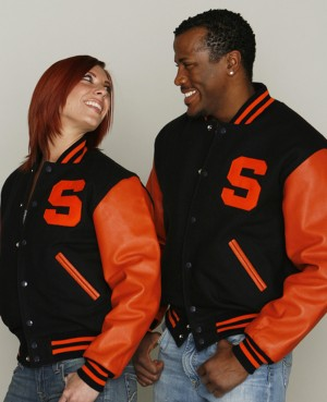 a7339a8c0a8a Black With Letter Patch Varsity Jackets ...